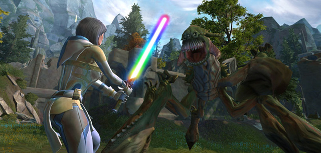 BioWare Lifts Filter On Gay, Lesbian Star Wars Discussion, Issues Apology
