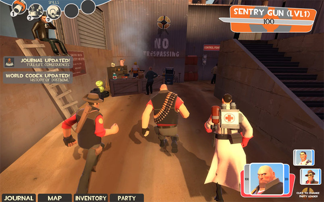 Team Fortress 2: The RPG