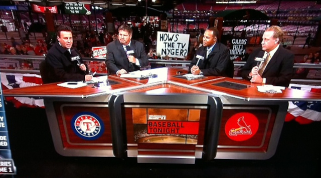 St. Louis Cardinals Fan Provides A Teachable Moment About The Value Of Proper Spelling