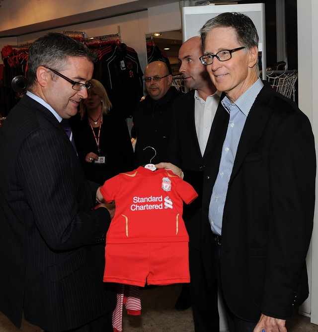 Are Things Going Any Better For John Henry Over At Liverpool?