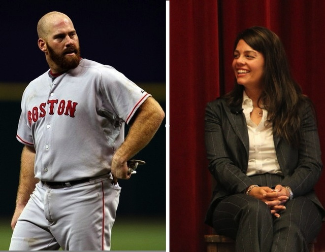 Now Kevin Youkilis Is Maybe Dating Tom Brady's Sister, According To Mysteriously Deleted Article