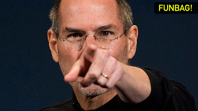 Was Steve Jobs A Glory Hog?