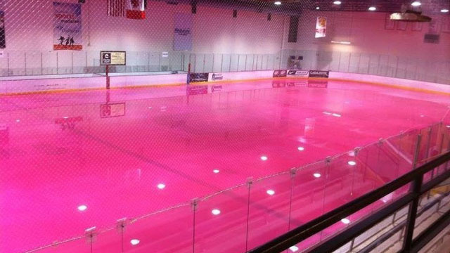 Missouri State Ice Bears Top Boise State With Pink Ice For Breast Cancer Awareness Month