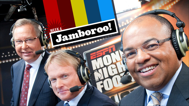Why It's OK To Hate Ron Jaworski And Jon Gruden