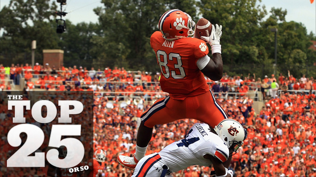 Deadspin's College Football Top 25 Or So: Tiger Eat Tiger