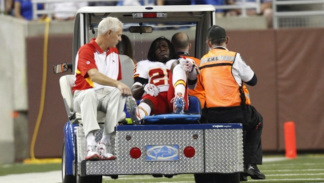 The Kansas City Chiefs' Sad Cavalcade Of Torn Knee Ligaments