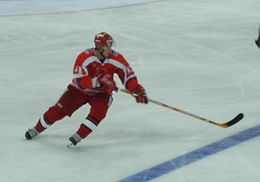 Lone Lokomotiv Yarolslavl Player To Survive Crash Dies
