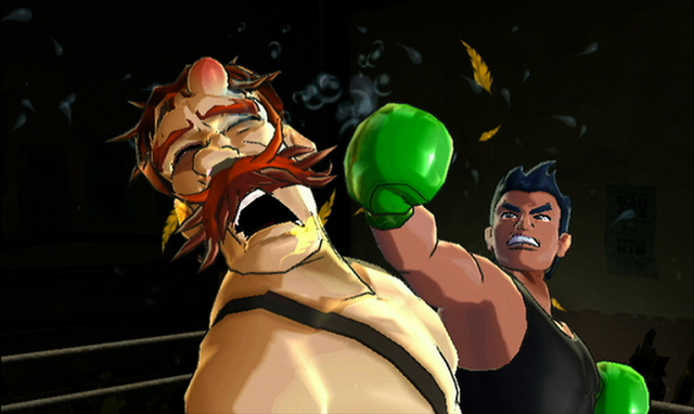 Punch-Out!! Preview: Slick, Punchy Design