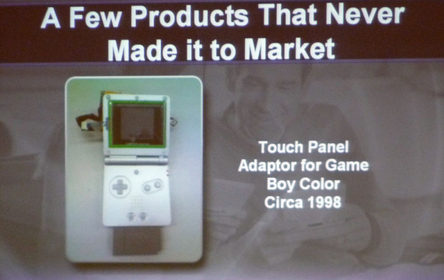 Nintendo Shows Unreleased Dual-Card DSi, GBA Touch