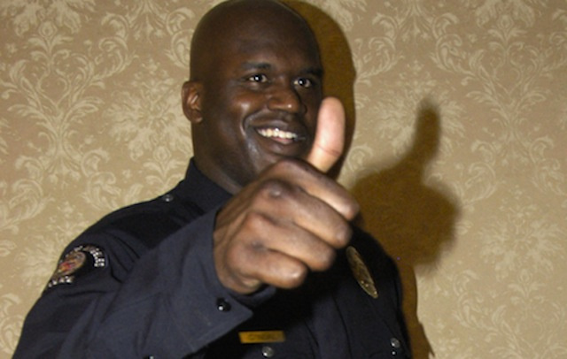 "Shaq Listed ""Binnochulars"" Under ""Special Skills"" In His Miami Police Application"