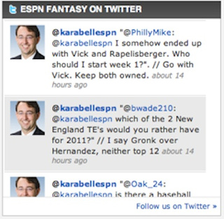 "ESPN's Fantasy Guru Thinks ""Rapelisberger"" Is Worth Having As Your QB"