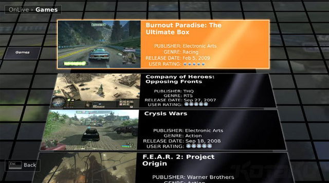 OnLive Makes PC Upgrades Extinct, Lets You Play Crysis On Your TV