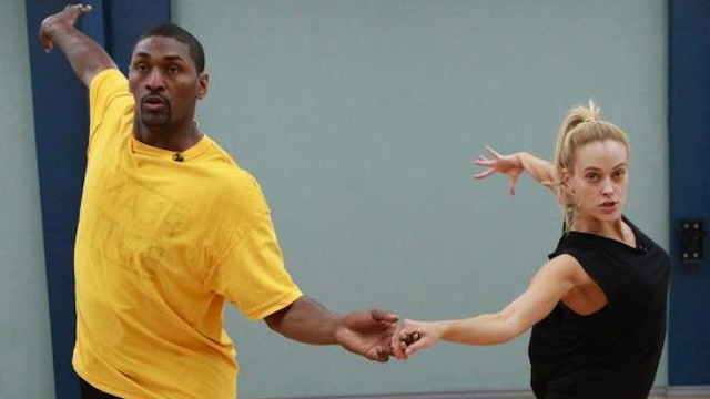Ron Artest Has Never Looked More Graceful