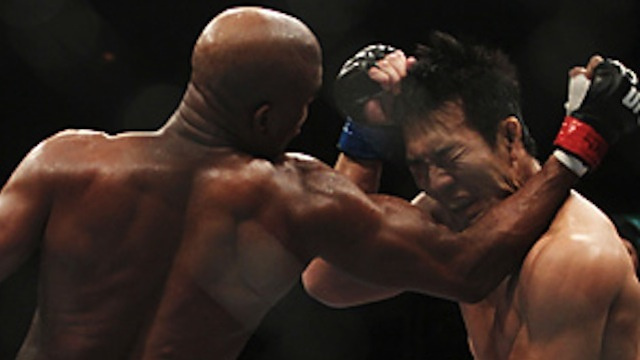Yes, Anderson Silva Is Being Likened To Muhammad Ali...