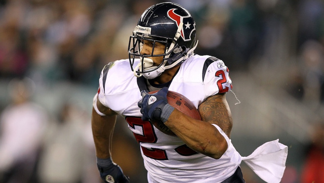 Arian Foster Really Does Not Care About Your Fantasy Team