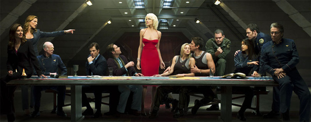 Get Your Battlestar Galactica Fix With These Games