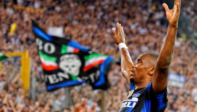 Samuel Eto'o Will Leave Inter Milan For Obscure Russian Club (And Billions Of Rubles)