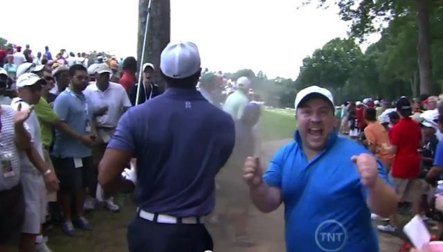 Photoshop Contest: That Tiger Woods Photobomb Guy