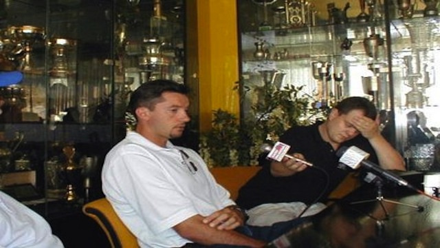 Toni Kukoc, Accused Of Visiting Prostitutes, Shrugs