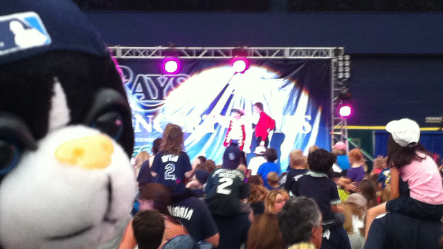 With DJ Kitty Puppet And Wiggles Concert, The Rays Might Have MLB's Best Promotions