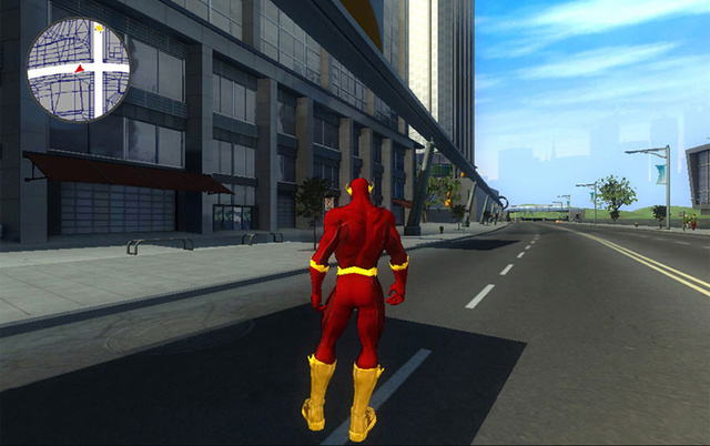 What BottleRocket's The Flash Might Have Looked Like...