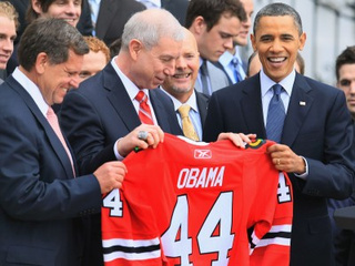 If A Canadian Team Wins A Title, Will They Visit The White House?