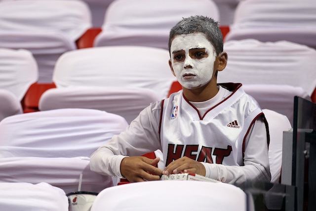 Miami Heat Encourages Season Ticket Holders To Actually Be Fans Of Their Team