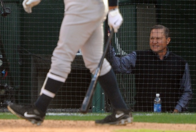 Trent Boras Will Probably Be The Most Disappointing Major Leaguer Of Scott Boras's Career