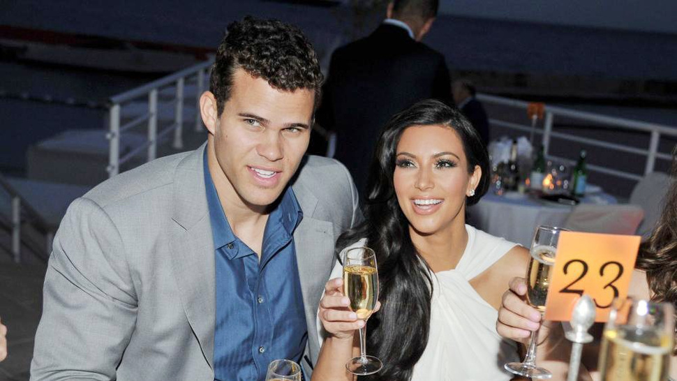 Woman Who Used To Bang Kim Kardashian's Fiancé Shopping Book About Banging Kim Kardashian's Fiancé