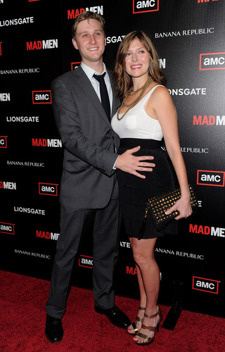 Red-Carpet Madness At Mad Men Premiere