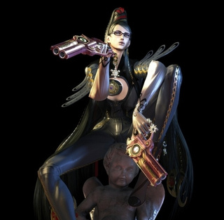 Bayonetta Brings Devil May Cry Aesthetic To a New Level