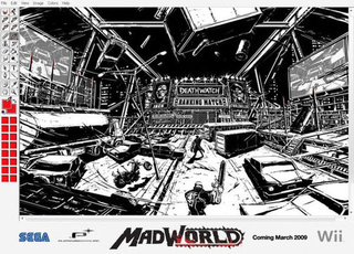 MadWorld Paints the Wii Red: Hands-On Impressions