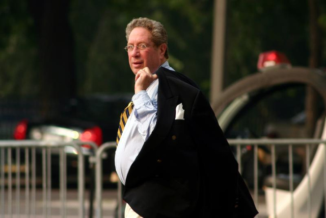 Yankees Broadcaster John Sterling Is Down With The Black Panthers