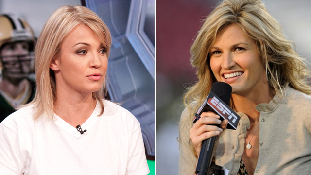 ESPN Book Will Make Things Even More Uncomfortable Between Michelle Beadle And Erin Andrews