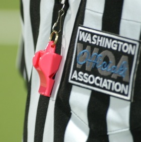 Washington State Football Refs Punished For Using Pink Whistles