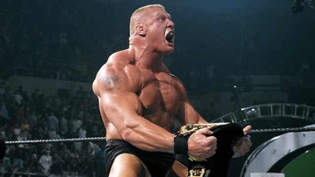 The Bulging, Feces-Filled Sacs In Brock Lesnar's Colon As Metaphor For Brock Lesnar's MMA Career
