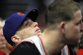 Patrick Kane's Offseason Begins With A Black Eye, Taking A Girl Home From A Club