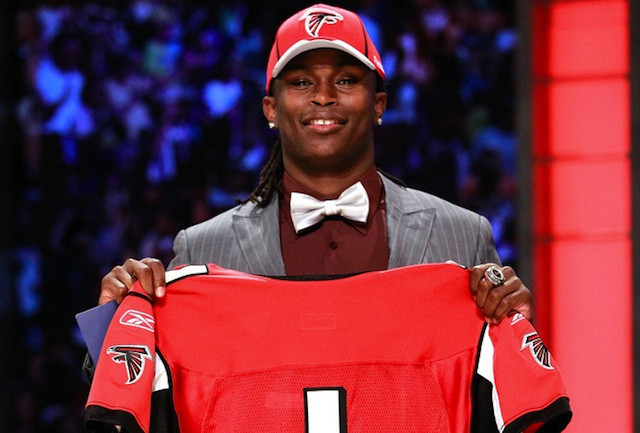 Falcons GM Tries To Justify Julio Jones