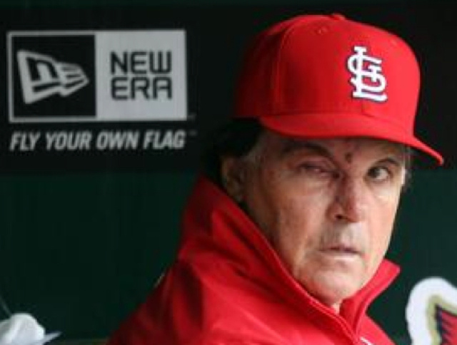 Doctor Writes That Pinkeye Is Most Certainly Not To Blame For Tony LaRussa's Frightening Face