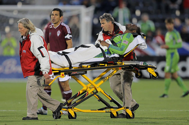 Here's Video Of A Seattle Sounders Leg Getting Broken During Last Night's Game