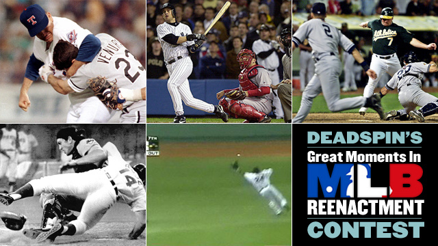 Help Us Subvert MLB Video: Submit Your Highlights To Become The Official Team Deadspin