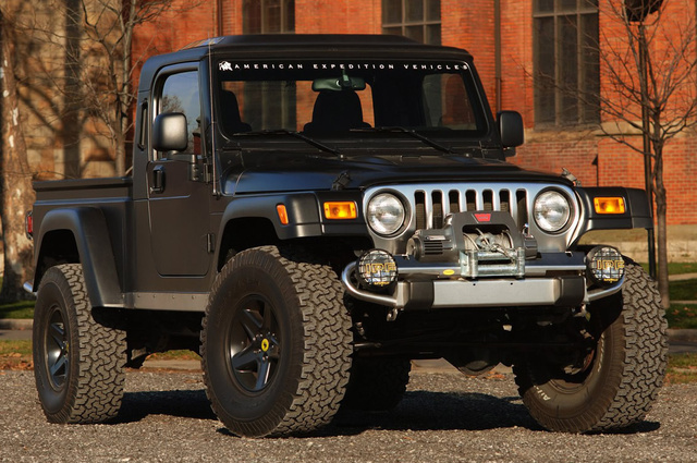 A Jeep pickup will restore America's manhood