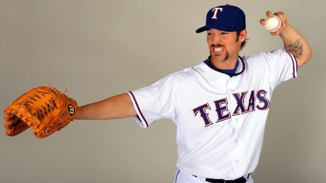 The Restless Mind Of C.J. Wilson, The Rangers' Straight-Edge, Tolkien-Reading Enemy Of MLB Douchebags