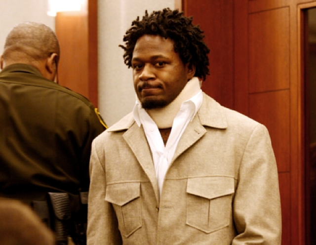 "Pacman Jones Wears A Neck Brace To Court, Has His ""Life In Order,"" Gets A Year Probation"