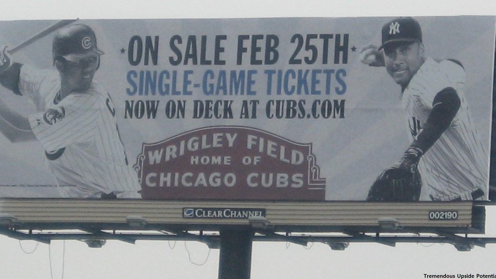 Cubs Using Jeter, Pujols To Sell Tickets