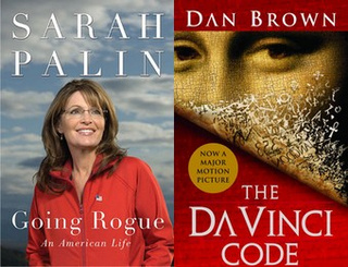 Sarah Palin Is The Next Dan Brown