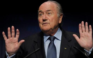 "Sepp Blatter Suggests Gays Should ""Refrain From Sex"" At Qatar 2022. Dick."