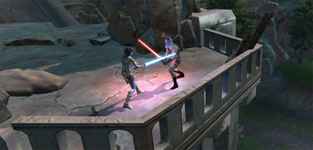 "Star Wars Old Republic MMO To Be ""Microtransaction-Based"""