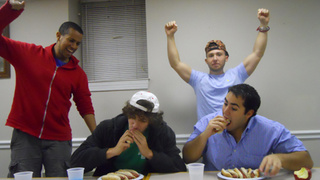 University of Maryland Starts First Competitive Eating Team