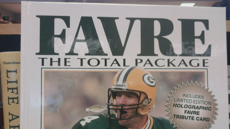 What They're Saying About Brett Favre's Penis Today
